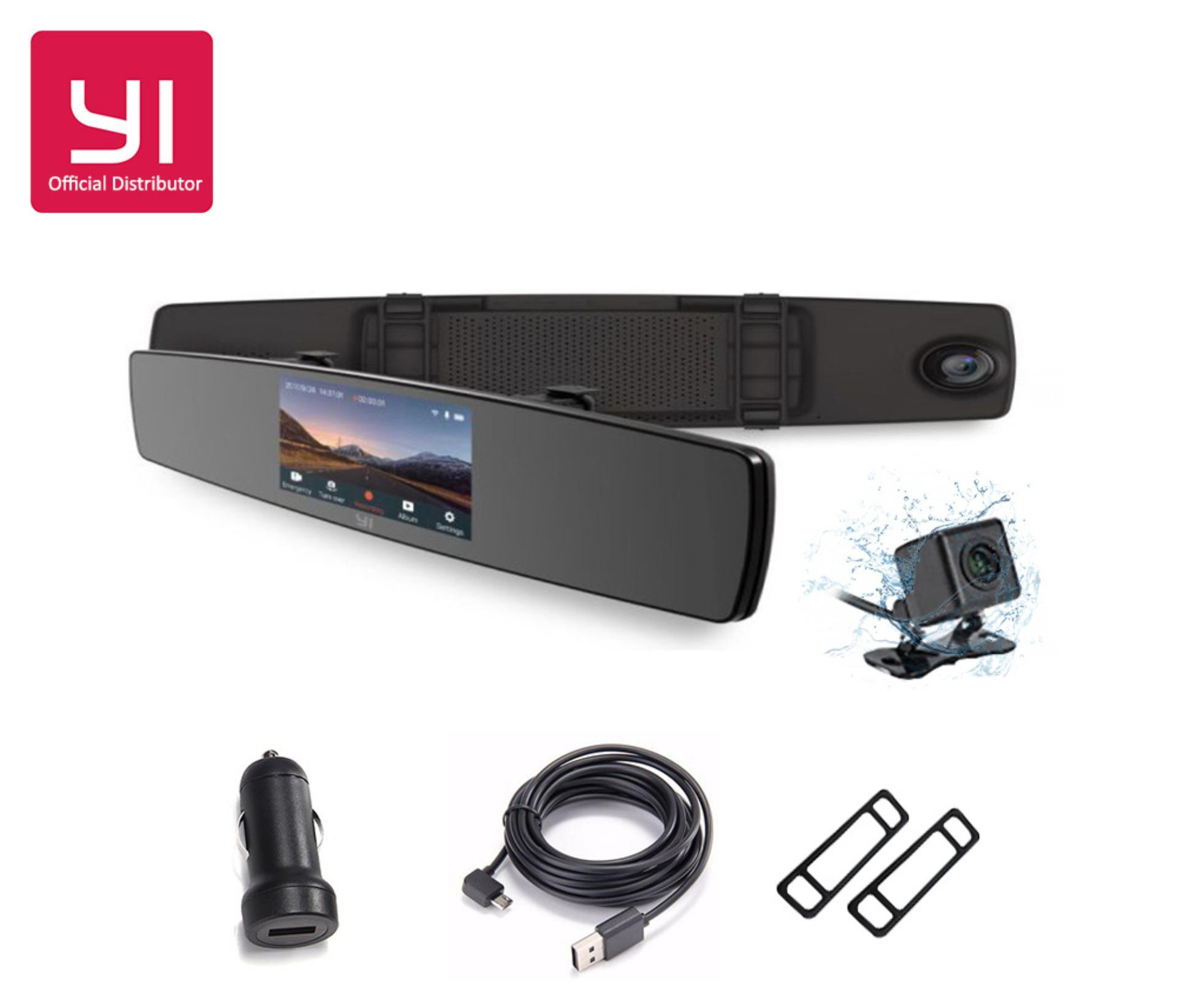 Yi Mirror Dash Camera YI008