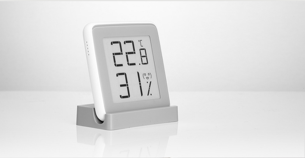 6.Xiaomi Mijia Thermometer Temperature Humidity Sensor LCD