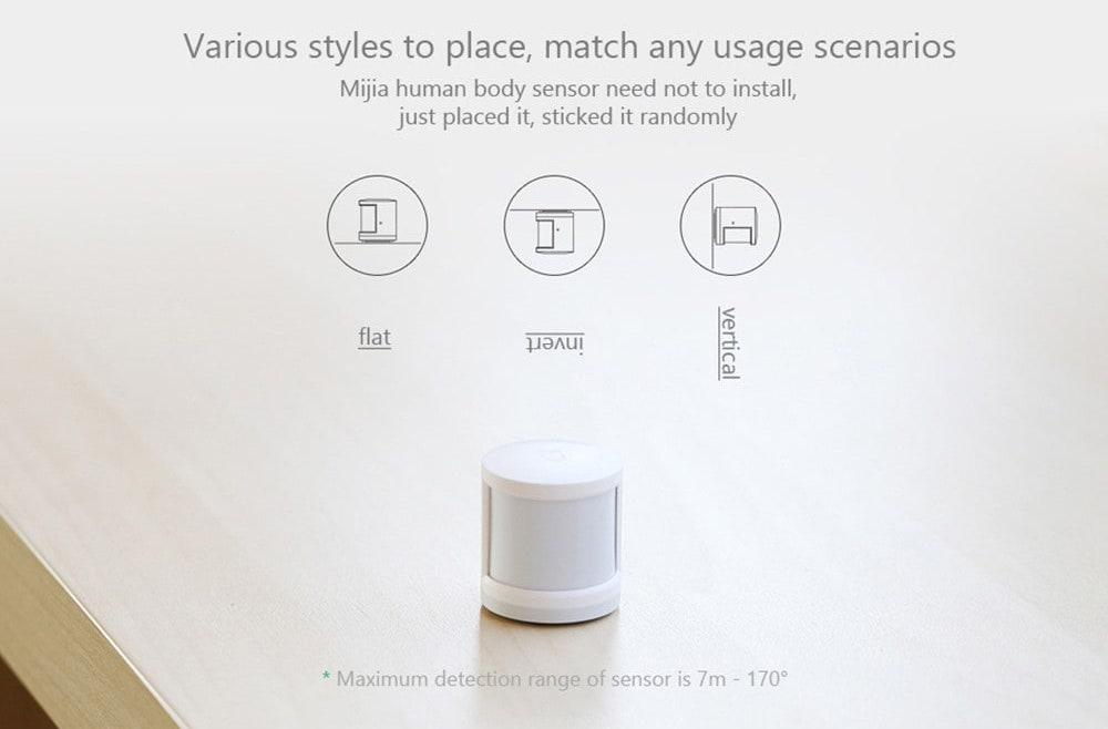 Xiaomi Mi Smart Sensor Set EU chytrá domácnost smarthome xiaomimarket recenze move