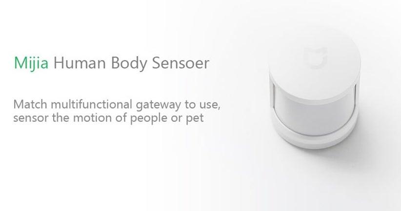 Xiaomi Mi Smart Sensor Set EU chytrá domácnost smarthome xiaomimarket recenze pohybu
