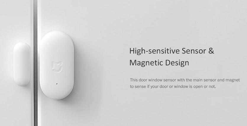 Xiaomi Mi Smart Sensor Set EU chytrá domácnost smarthome xiaomimarket recenze sentor dveri dor window