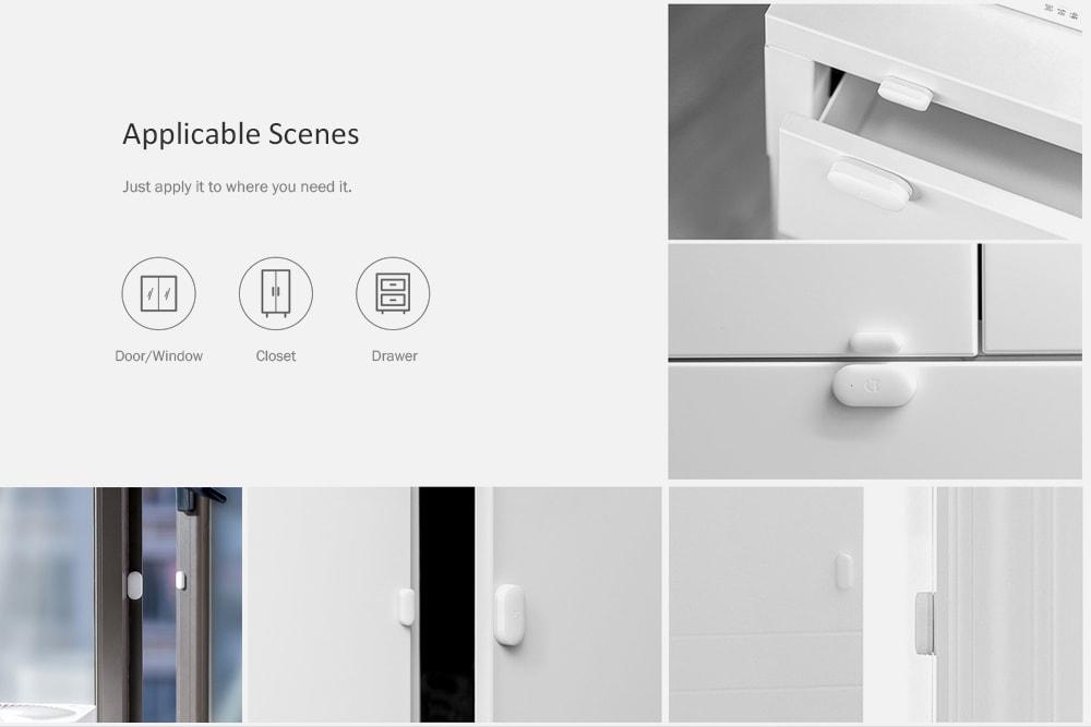 Xiaomi mijia Mi Smart Sensor Set EU chytrá domácnost smarthome xiaomimarket recenze