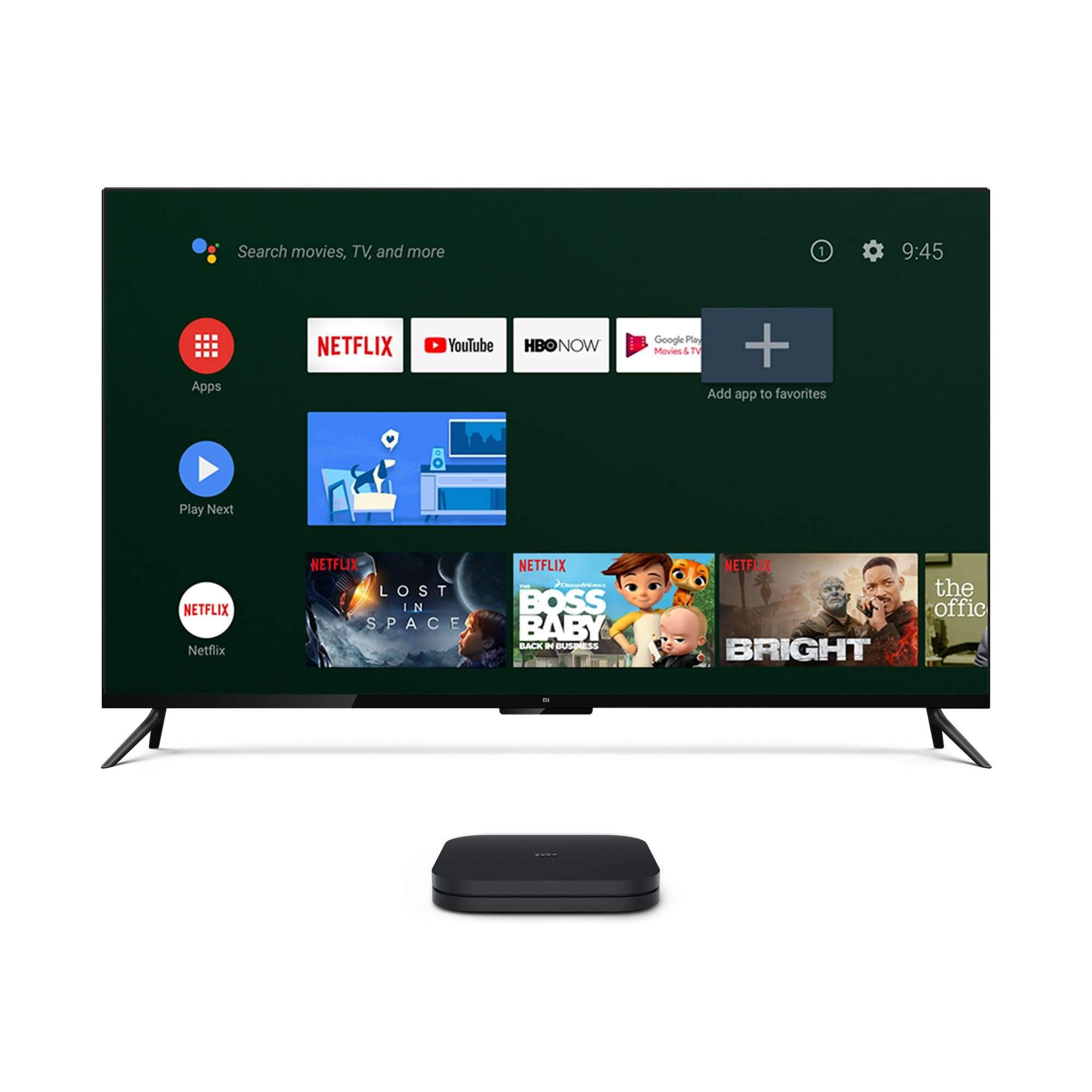 Xiaomi Mi Tv Box S - multimedialni centrum streamovaci prehravac 2