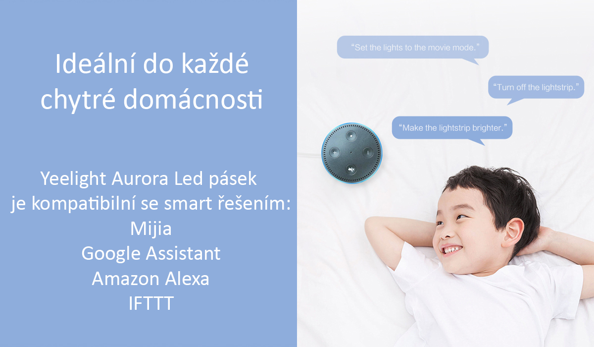 Xiaomi Yeelight lightstrip plus smart led pásek recenze 8