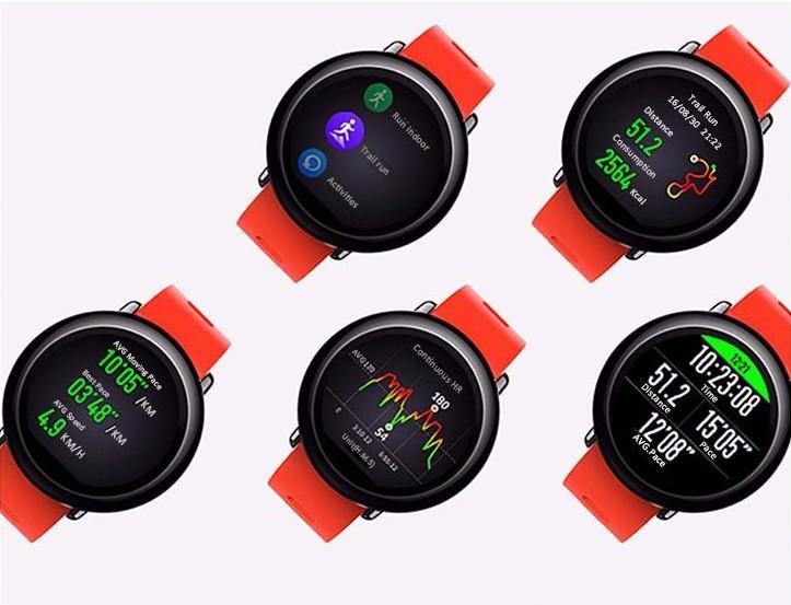 Xiaomi Huami Amazfit - chytré hodinky s GPS + ZDARMA OCHRANNÁ ... c2855f4dc2